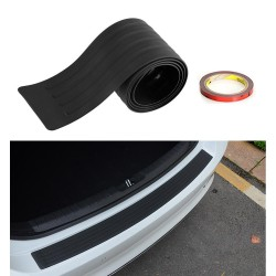 Rear Guard Bumper Rubber Protector